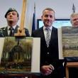 Quadri di Van Gogh rubati ad Amsterdam e ritrovati a...Castellammare di Stabia FOTO 2