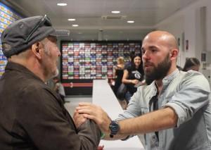 Vasco Rossi, il figlio Lorenzo speaker a Punto Radio...come il papà