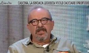 """YOUTUBE Vauro contro sindaca di Cascina Susanna Ceccardi: """"Mi fa schifo, paesetto del c..."""""""