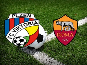 Roma-Viktoria Plzen streaming e diretta tv, dove vederla