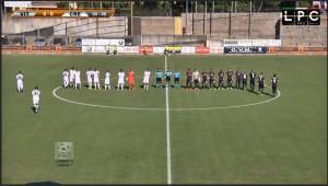 Viterbese-Carrarese Sportube: streaming diretta live, ecco come vedere la partita