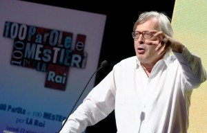 Terremoto Centro Italia, Vittorio Sgarbi: Colpa di Dio, si fa solo i c...i suoi