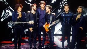 Guarda la versione ingrandita di X-Factor 10: Les Enfants eliminati, picco di ascolti