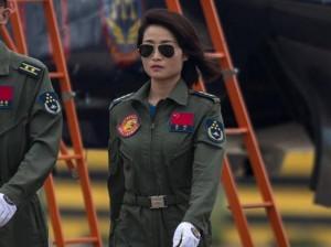 Cina, muore ai comandi del suo jet Yu Xu: prima top gun cinese