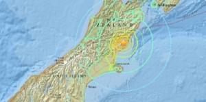 Terremoto, scossa magnitudo 7.4 in Nuova Zelanda: allerta tsunami