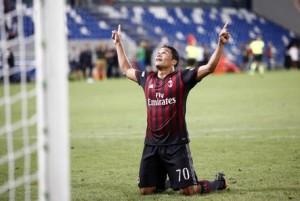 Calciomercato Milan, Bacca o Luiz Adriano: serve fare cassa