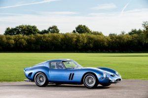 Ferrari 250 GTO del 1962: l'auto da 55 milioni di dollari FOTO