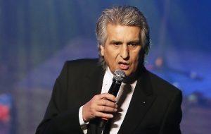 """Toto Cotugno: """"Dovevo essere su aereo con il coro dell'Armata rossa"""""""