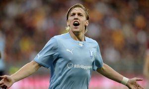 Calciomercato Juventus, Emil Forsberg: è sfida alla Roma