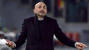"""Roma, ironia Spalletti: """"Rudiger ha simulato vendita calzini"""""""