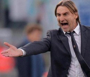 "Crotone, Davide Nicola: ""Milan? Provarci sino in fondo"""