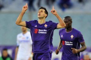 Fiorentina, super Kalinic piega il Sassuolo