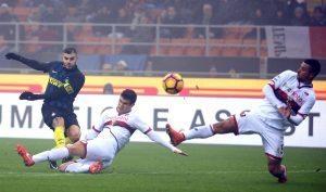 "Calciomercato Napoli, De Laurentiis: ""Se veniva Icardi, Wanda Nara in cast Natale a Londra"""