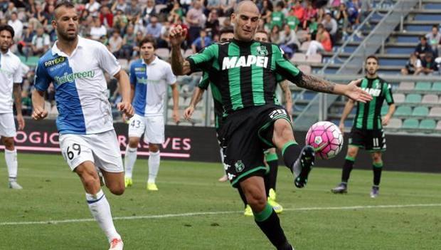 Serie A Sassuolo, problema ai legamenti per Cannavaro e Magnanelli