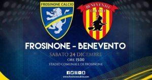 Frosinone-Benevento streaming - diretta tv, dove vederla