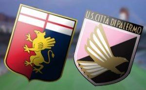 Genoa-Palermo diretta live formazioni ufficiali video gol highlights foto pagelle