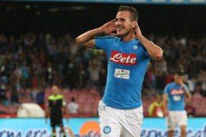 Cagliari-Napoli, notiziario: Milik prosegue recupero