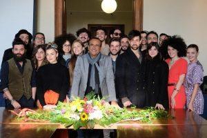 """Miriam Leone e Chiara Ferragni dicono """"no"""" a Sanremo. Stasera Conti presenta Festival"""