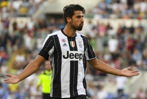 "Juventus, Khedira torna sul derby: ""Importante per noi e tifosi"""