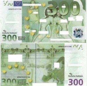 Banconota da 300 euro, falsari napoletani osano: arrestati