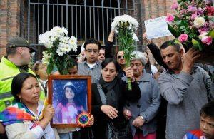 Colombia: bimba 7 anni abusata e uccisa da cocainomane88