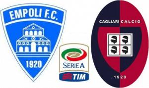 Empoli-Cagliari streaming - diretta tv, dove vederla