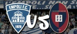 Empoli-Cagliari diretta live. Formazioni ufficiali video gol highlights foto pagelle
