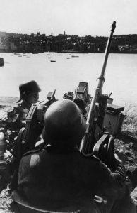 II Guerra Mondiale: tedeschi misero piede in Gran Bretagna ma...