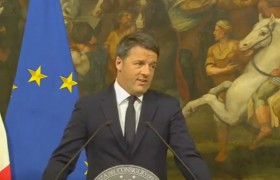 YOUTUBE Matteo Renzi dimissioni: video conferenza stampa