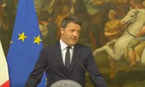 YOUTUBE Matteo Renzi dimissioni: video conferenza stampa