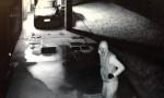 Istalla telecamera di sorveglianza e riprende subito il ladro: FOTO su Facebook