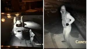 Istalla telecamera di sorveglianza e riprende subito il ladro FOTO su Facebook3