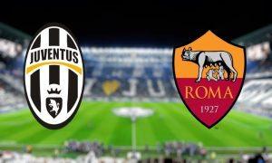 Juventus-Roma diretta live. Formazioni ufficiali dalle 20.30