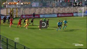 Olbia-Arezzo Sportube: streaming diretta live, ecco come vedere la partita