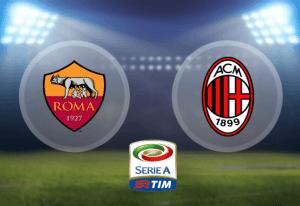 Roma-Milan diretta live. Formazioni ufficiali dalle 20.30