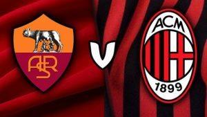 Roma-Milan streaming - diretta tv, dove vederla