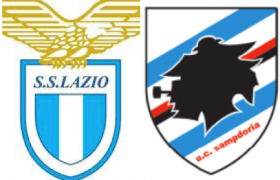 Sampdoria-Lazio 1-2. Video gol highlights, foto e pagelle. Parolo decisivo
