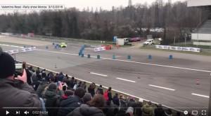 YOUTUBE Valentino Rossi show al rally di Monza