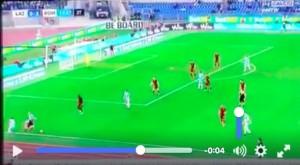 VIDEO, Lazio-Roma: Nainggolan come Cafù: umiliato Lulic