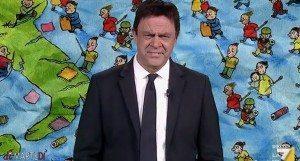 """VIDEO Maurizio Crozza è Matteo Renzi: """"Nascosto dietro un Mac, mi riprenderò gli 80 euro"""""""