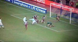 VIDEO - Mertens tripletta in Napoli-Torino in 22 minuti