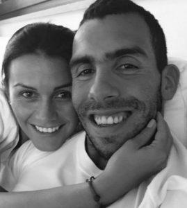 Carlos Tevez sposa Vanessa: matrimonio da favola a Carmelo