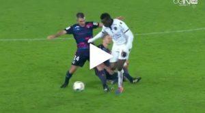 VIDEO - Mario Balotelli perde la testa: espulso durante Bordeaux-Nizza