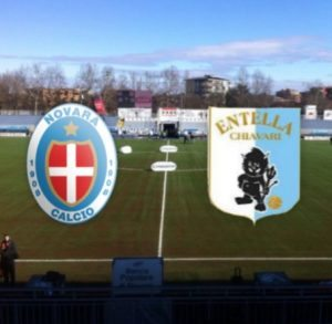 Entella-Novara streaming - diretta tv, dove vederla