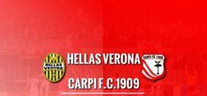 Carpi-Verona streaming - diretta tv, dove vederla