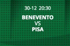 Benevento-Pisa streaming - diretta tv, dove vederla