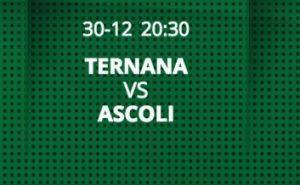 Ternana-Ascoli streaming - diretta tv, dove vederla