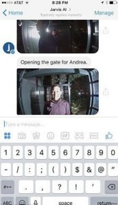 Zuckerberg presenta Jarvis, la mente artificiale di Facebook