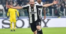 Juventus-Dinamo Zagabria 2-0. Video gol highlights, foto e pagelle. Higuain decisivo