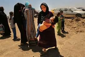 Abitanti di Mosul
